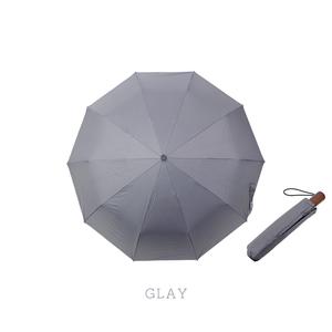 送料無料 傘 折りたたみ傘 メンズ 雨傘 10本骨 おしゃれ 大きい 自動開閉 102cm コンパクト 無地 シンプル 収納ポーチ 雨具 レイングッズ