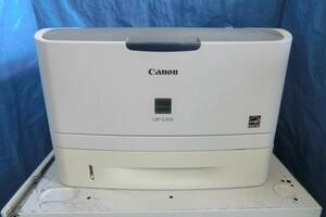 ◆中古レーザープリンタ《Canon LBP6300》トナーなし(ジャンク)◆