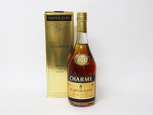 ★シャルム ナポレオン フレンチブランデー CHARME *箱付 / アルコール度数:40% 内容量:700ml