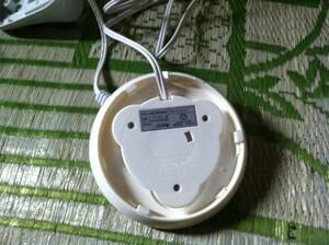 ドリテック ティッピー 電気ケトル PO-129 充電台ACアダプター