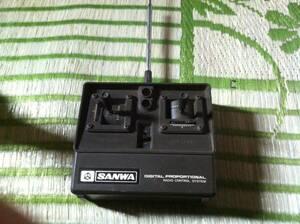 SANWA サンワ Digital Proportional Radio Control System ラジコン用 プロポ ジャンク品