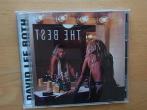 CD デイヴィッド・リー・ロス ザ・ベスト SHM-CD