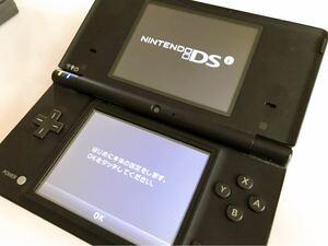 ニンテンドーDS ブラック 任天堂DS ソフト付き4本
