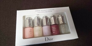 Dior ディオール ネイル 5色セット 新品未使用