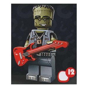 レゴ ミニフィギュア シリーズ14 モンスターズ LEGO minifigures MONSTERS #71010 モンスター・ロッカー ミニフィグ ブロック 積み木