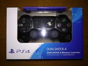 PS4 ワイヤレスコントローラー DUALSHOCK 4 『ペルソナ5 ザ・ロイヤル』 Limited Edition ジェット・ブラック 新品・未開封
