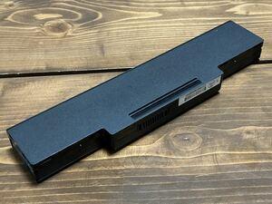ノートPC用 付属バッテリー (FRONTA Model:M66S)