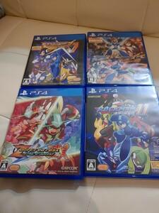 PS4 ロックマン各種