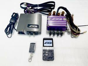 【売り切り】D2 エアサス 4独 ワイアレス リモコン 電子式 プレッシャー センサー 電磁弁 マネージメント システム