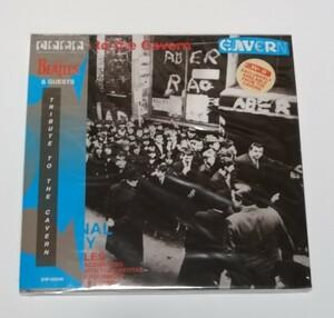 CD輸入盤リプロ盤 紙ジャケ Tribute To The Cavern Beatles ビートルズ キャバーン