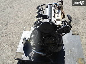 ダイハツ純正 S210V ハイゼットカーゴ 4WD EF-SE 5速 5MT エンジン 本体 補器類 コンピューター付 89560-87D01 棚1B3