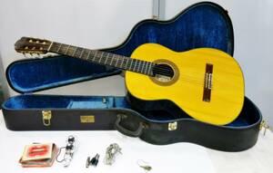 ASTURIAS アストリアス クラシックギター A-5 ハードケース付き 弦楽器 動作良好 ギター