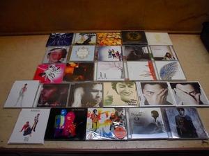 ぬS2S J-POP 邦楽 CD まとめ売り 大量 セット B'z 稲葉浩志 平井堅 福山雅治 コブクロ ELT 宇多田ヒカル など 26枚