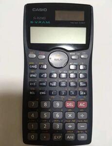 関数電卓(CASIO FX-912MSN)