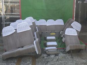 Toyota Coaster EX original seat [ used ]
