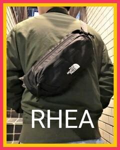【ゼビオ限定】THE NORTH FACE RHEA ボディバッグ ノースフェイス ウエストバッグ タグ付き ウエストポーチ