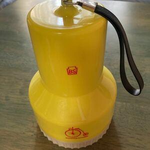 激レア ブリヂストンサイクル ノベルティ 旧ロゴ     アウトドア ピクニック食器セット