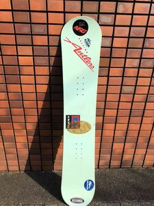 NAKED スノーボード 143cm ビィンディング リーシュコード付き