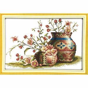 クロスステッチ刺繍キット(H286)14CT