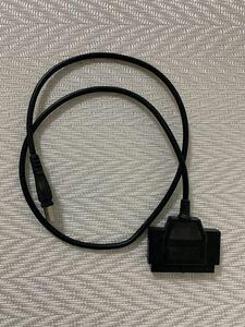 IDE-USB変換ケーブル(3)