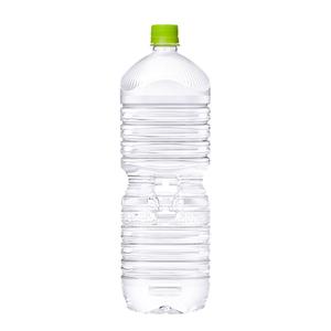 い・ろ・は・す天然水 PET ラベルレス 2L (6本×1ケース) PET ペットボトル ミネラルウォーター イロハス い・ろ・は・す【送料無料】