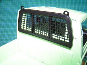 3DプリンタPLA+ 1/10 WPL D12用 『メッシュガード』 スズキ キャリイ トラック ラジコン RC