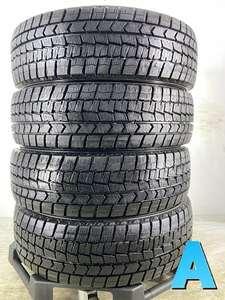 【送料無料】中古タイヤ スタッドレスタイヤ 4本セット 175/65R15 ダンロップ ウィンターマックス WM02