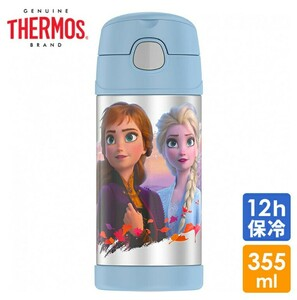 【新品】アナと雪の女王 サーモス 水筒 355ml  ステンレスボトル