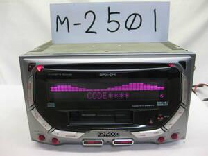 M-2501.KENWOOD. Kenwood .DPX-04.2D размер .CD& кассетная дека . неисправность товар