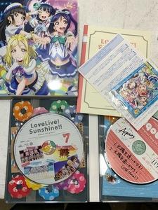 ラブライブ!サンシャイン!! 第7巻 [特装限定版] Blu-ray Disc