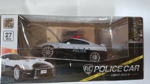 RC日産GT-Rパトカー ラジコン