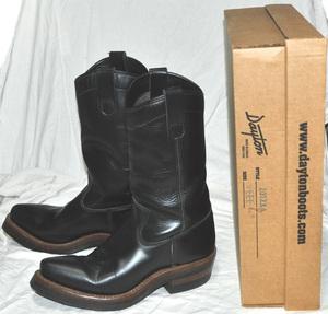 DAYTON HEAVY DUTY デイトン エンジニア ブーツ 黒 ブラック