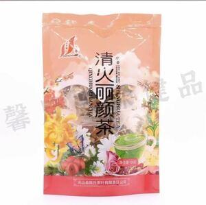 清火麗顔茶 健康茶 薬膳茶 漢方茶 美容茶 花茶 ハーブティー 中国茶