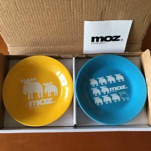 お値下げ【新品未使用】moz 小皿 2枚 プレート