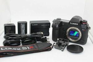 ■新品同様品■パナソニック Panasonic LUMIX S1R ボディ DC-S1R-K ブラック #Z138