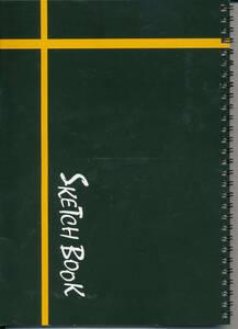 005* using .. sketchbook B5* scribbling equipped