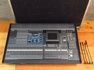 YAMAHA ヤマハ PM5D デジタルミキサー / PULSE 専用ケース ハードケース 管理3T223E