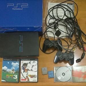 PS2本体、ソフト等