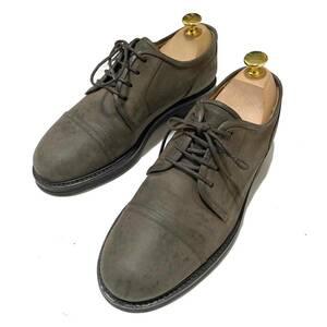 COLE HAAN(コールハーン)レザーダービーシューズ 6.5(24cm程度) レザーシューズ ビブラムソール Vibram メンズ レディース 革靴 短靴