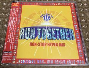 [CD] ZIP-FM 6th ANNIVERSARY RUN TOGETHER NON-STOP HYPER MIX ジップエフエム 【中古】
