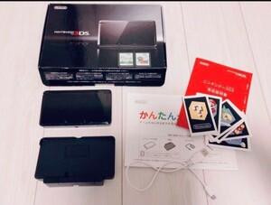 ニンテンドー3DS本体 Nintendo 付属品 ソフト