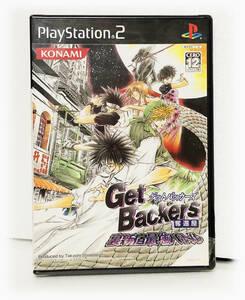 新品 未開封 PS2 ゲットバッカーズ奪還屋 裏新宿最強バトル プレステ2 ゲーム お家時間 プレイステーション2 コナミ 人気 激安 送料無料