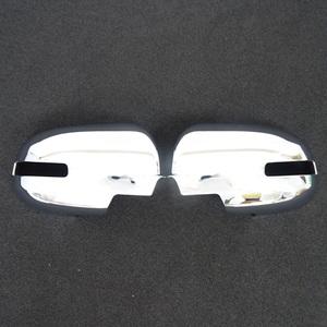 鏡面仕上げ♪ メッキ ドアミラー カバー 三菱 アウトランダーPHEV GG2W E G セーフティパッケージ ナビパッケージ ガーニッシュ