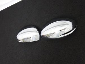鏡面仕上げ♪♪ メッキ ドアミラー カバー グレイス GM4 GM5 GM6 GM9 ハイブリッド DX LX EX ホンダセンシング ガーニッシュ