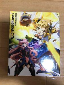 BD 戦姫絶唱シンフォギアG 1 (Blu-ray Disc) [キングレコード]