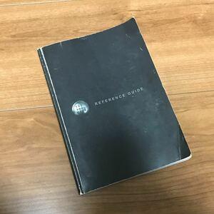 グランツーリスモ4 リファレンスガイド ガイドブック GRANTURISMO 4