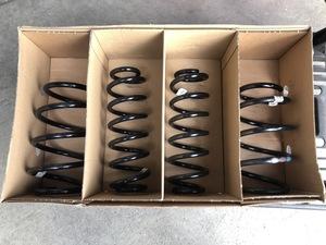 1174  フォルクスワーゲン ゴルフ7 GTI 純正 スプリング