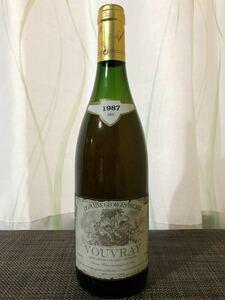 ワイン 1987年物 750ml