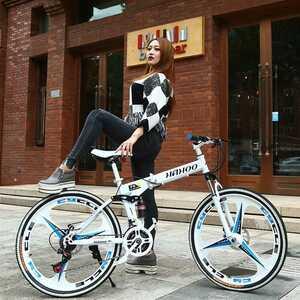 クロスバイク 折りたたみ マウンテンバイク スピードクロスカントリー 自転車 bmx ロードレース スピードバイク