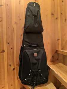 【訳あり】iGIG アイギグ セミハードケース ショルダータイプ ソリッドギター用